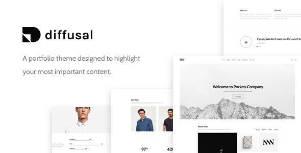 Diffusal Theme Preview