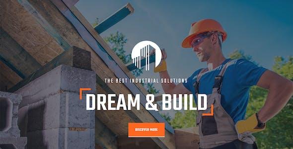 Renovar - Construction Template Kit
