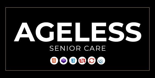 Ageless | Elder Care Responsive HTML5 Template - Health & Beauty Retail