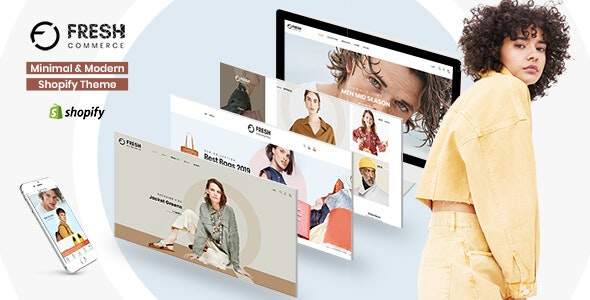 Freshcom Fashion - Responsive Shopify Theme - Fashion Shopify