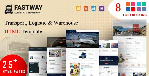 Fastway - Logistic & Transport