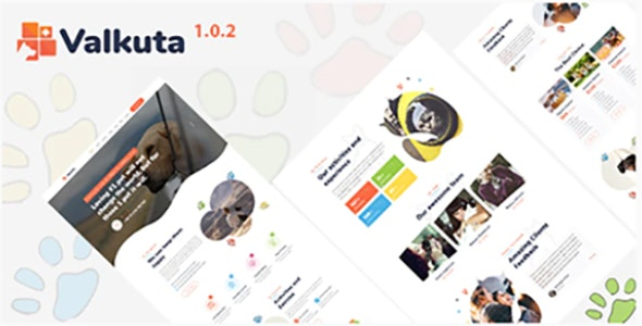 Valkuta -  Pet HTML5 Template - Business Corporate
