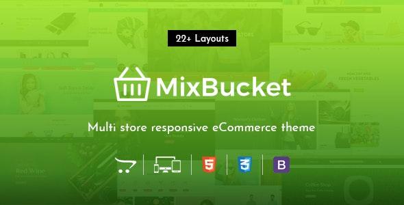 MixBucket - Responsive OpenCart Theme - Fashion OpenCart