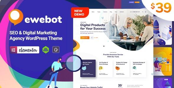 Ewebot Theme Preview