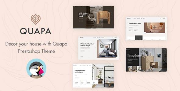 Ap Quapa Interior PrestaShop Theme