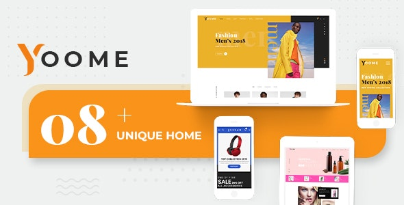 Yoome Theme Preview