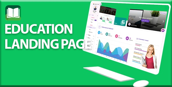 Myschool - School Landing Page - Landing Pages Marketing
