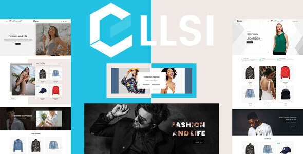Ellsi - Fashion Clothes & Accessories Responsive Shopify Theme - Shopify eCommerce