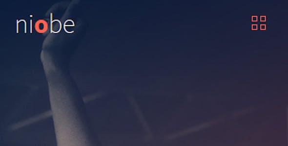 Niobe HTML Mobile Template