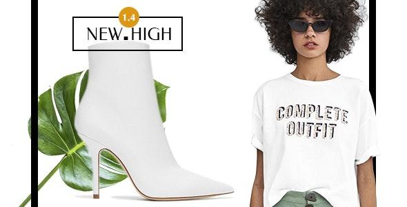 New High Fashion Theme Preview