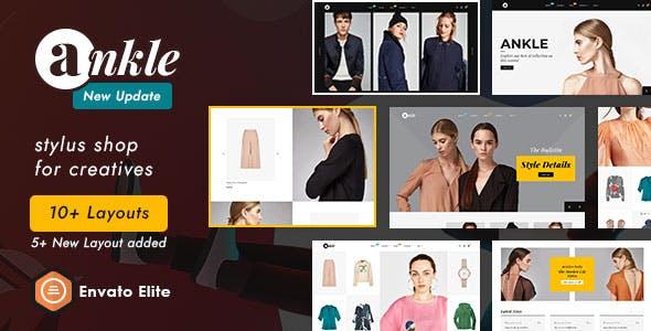 ankle - Boutique Shopify Multi-purpose Responsive Theme