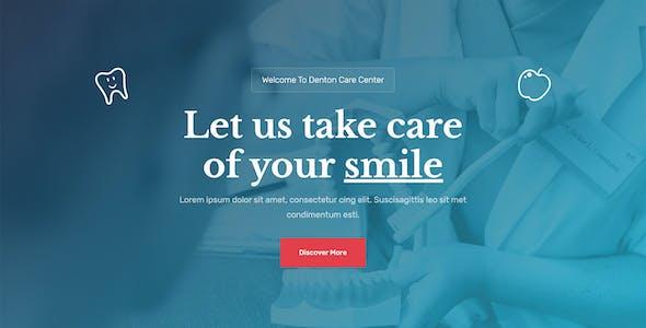 Denton - Dentist Template Kit