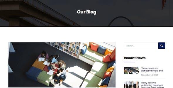 Eduliv - Education Elementor Template Kit