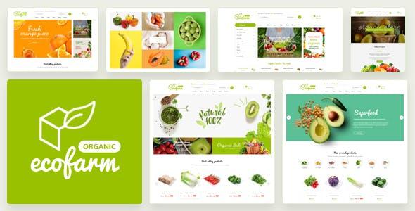 Ecofarm - Clean, Minimal Magento 2 Theme