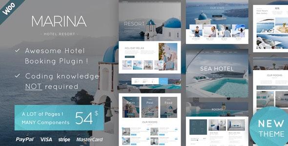 Marina - Hotel Resort - Travel Retail