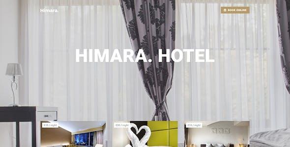 Himara - Hotel Template Kit
