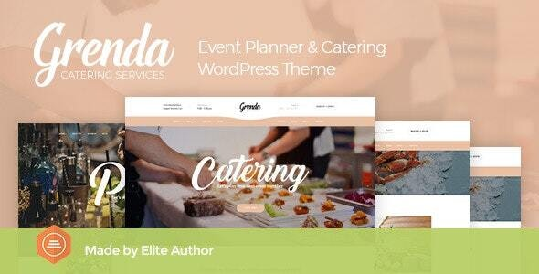 Grenda - Event Planner WordPress Theme - Entertainment WordPress