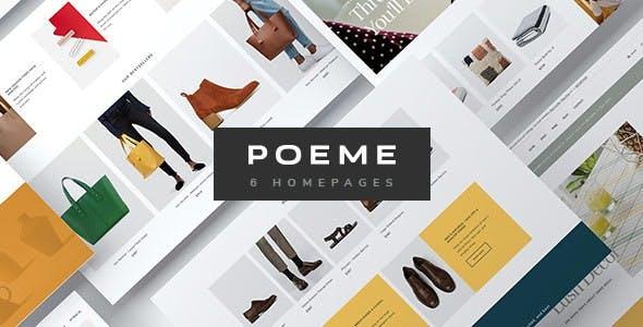 Poeme - Multipurpose WooCommerce WordPress Theme