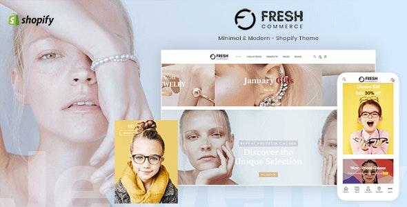 Freshcom Accessories - Responsive Shopify Theme - Shopify eCommerce