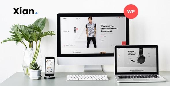 Xian - Fashion WooCommerce Theme - WooCommerce eCommerce