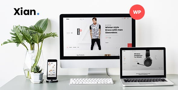 Download Xian - Fashion WooCommerce Theme
