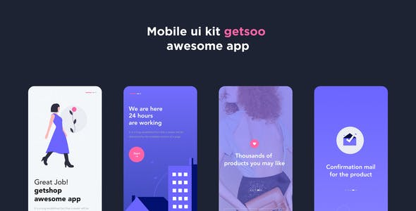 Getsoo-Shop Ui Kit
