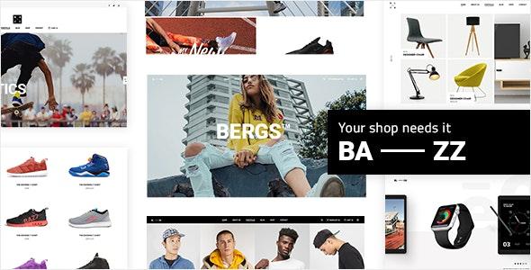 Bazz - WooCommerce Theme - WooCommerce eCommerce