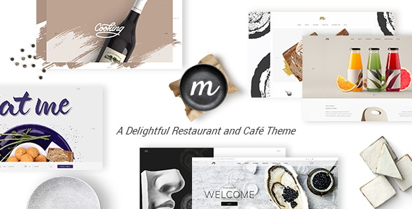 Morsel - Delightful Restaurant and Café Theme - Restaurants & Cafes Entertainment