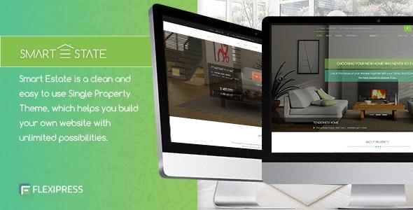Smart Estate - Ultimate Single Property Theme - Real Estate WordPress