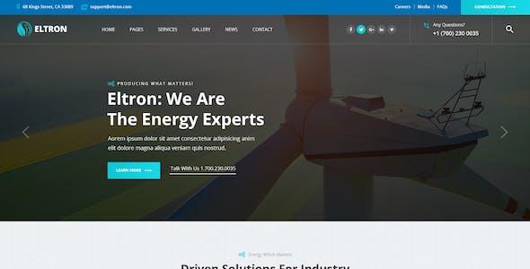 Eltron - Alternative Energy PSD