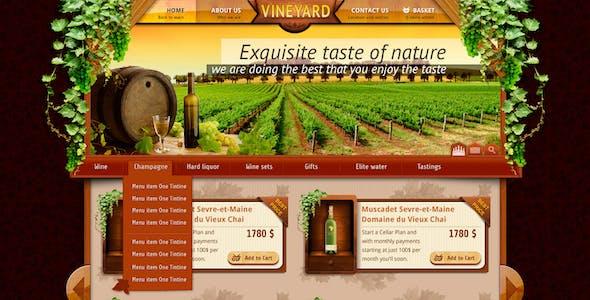 Vineyard - premium
