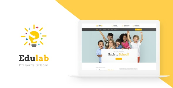 Edulab - Primary School Education Sketch Template - Miscellaneous Sketch