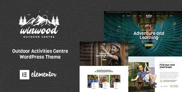 Winwood - Sports & Outdoor WordPress Theme - Retail WordPress