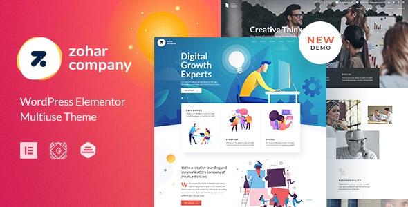 Zohar - Business - Business Corporate