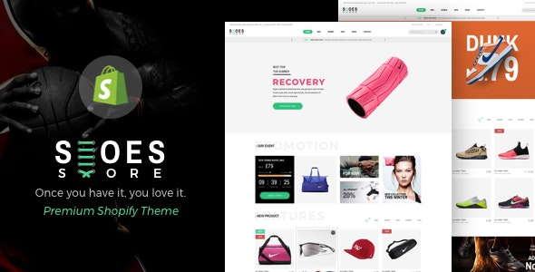 Shoes - Responsive eCommerce Sections Theme - Fashion Shopify