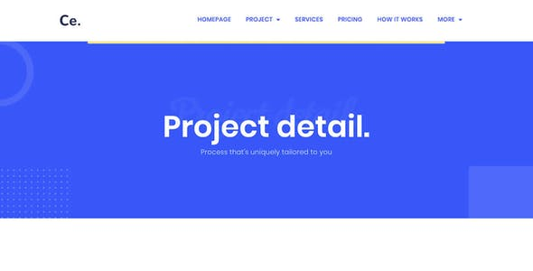 Ovolio - Creative Agency Elementor Template Kit