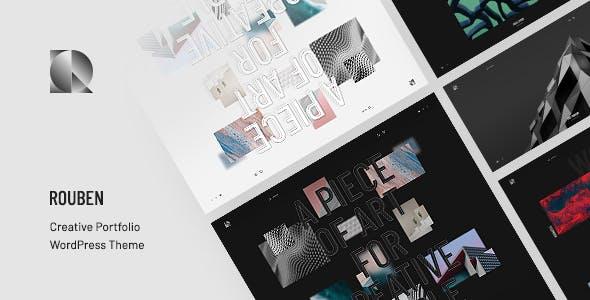 Download Rouben - Creative Portfolio / Photography WordPress Theme