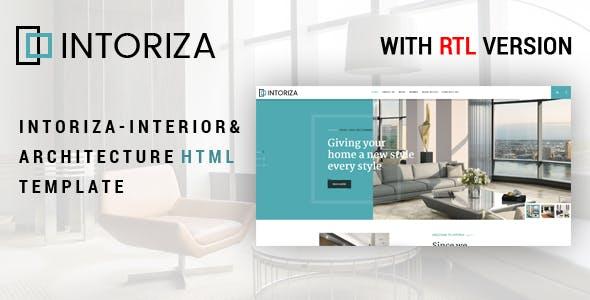Intoriza - Interior & Architecture