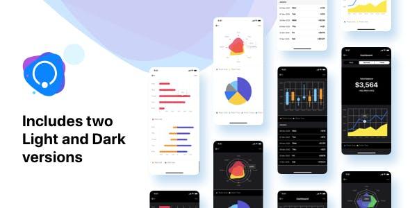 Oswald - Templates Smart UI Kit [Adobe XD]