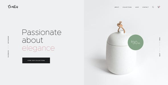 Craftis - Handcraft & Artisan WordPress Theme for Creatives