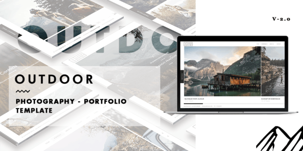 Outdoor -   Photography / Portfolio Template - Photography Creative