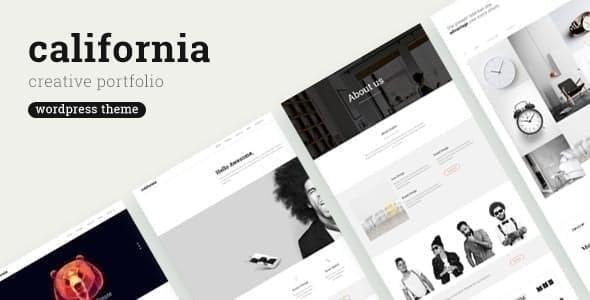 California | Portfolio WordPress - Portfolio Creative