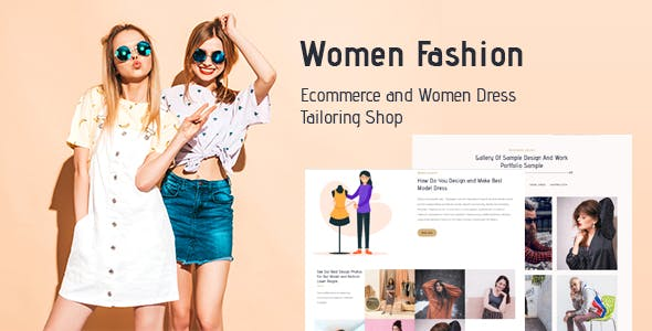 Axeman - Tailoring and Fashion HTML Template