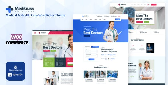 Download Mediguss - Medical Theme