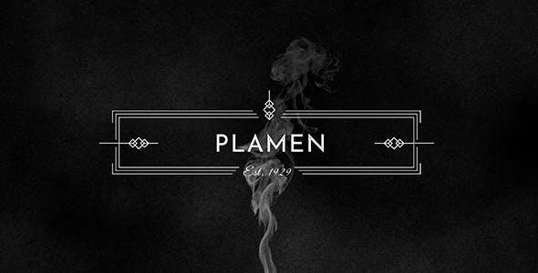 Download Plamen - Tobacco Store Theme