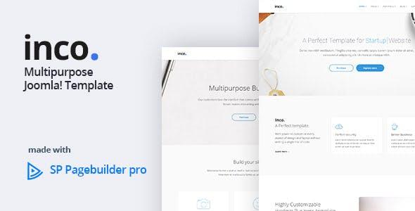 Download Inco - Multipurpose Joomla! Template