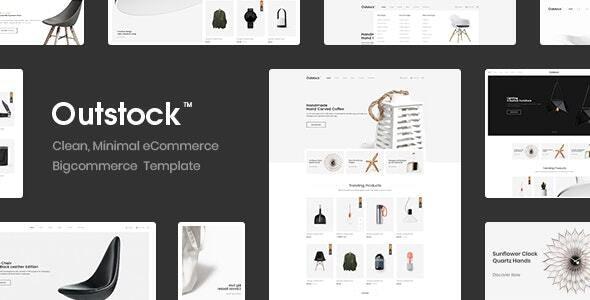 Outstock - Premium Responsive Furniture Bigccommerce Template - BigCommerce eCommerce