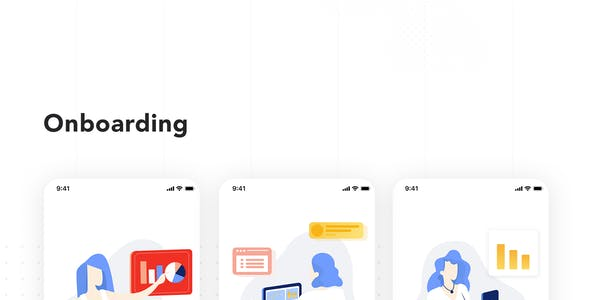 MIHOME - Smart Home UI Kit for Figma