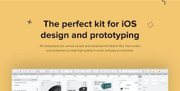 LOZA - Furniture Shop UI Kit for Figma