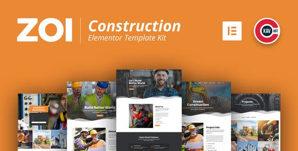 ZOI - Construction Template Kit